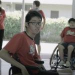 """<span class=""""title"""">夢のパラリンピックに向けて ~車椅子ソフトボールとの出会い〜</span>"""